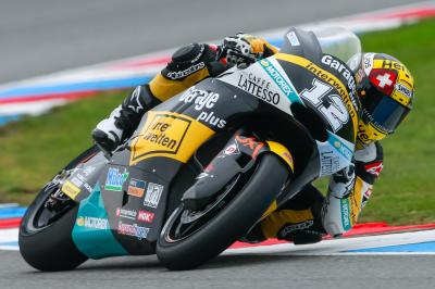 "Lüthi : ""I hope to be back for Silverstone"""
