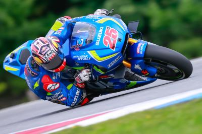Viñales ends test day fifth fastest
