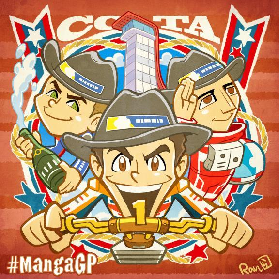 MangaGP, Americas