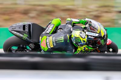 Good test for Espargaro after tough race