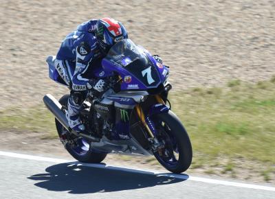Smith injured in Oschersleben crash