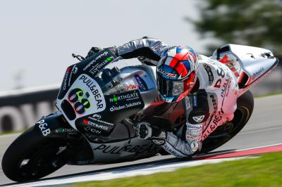 Season best for Hernandez in Brno