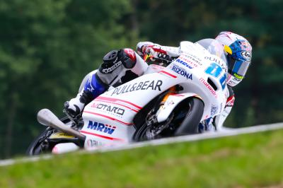 Martin aims to build on maiden podium