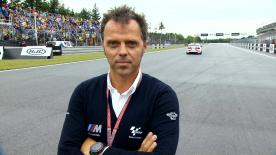 Former MotoGP™ rider Loris Capirossi explains his life in the paddock as MotoGP Safety Advisor.