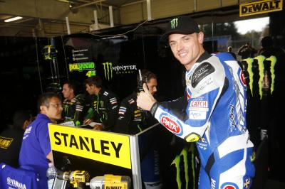 Smith out for Silverstone and Misano - Lowes to step in