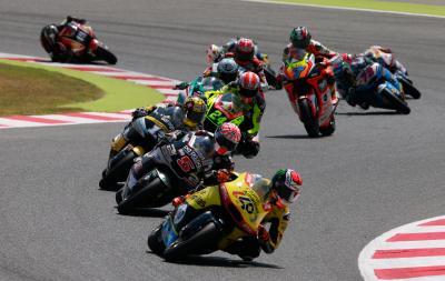 Meisterschaftskampf der Moto2™ in Silverstone immer enger
