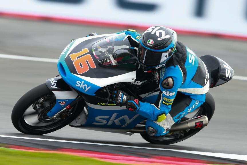Andrea Migno, SKY Racing Team VR46, Octo British Grand Prix