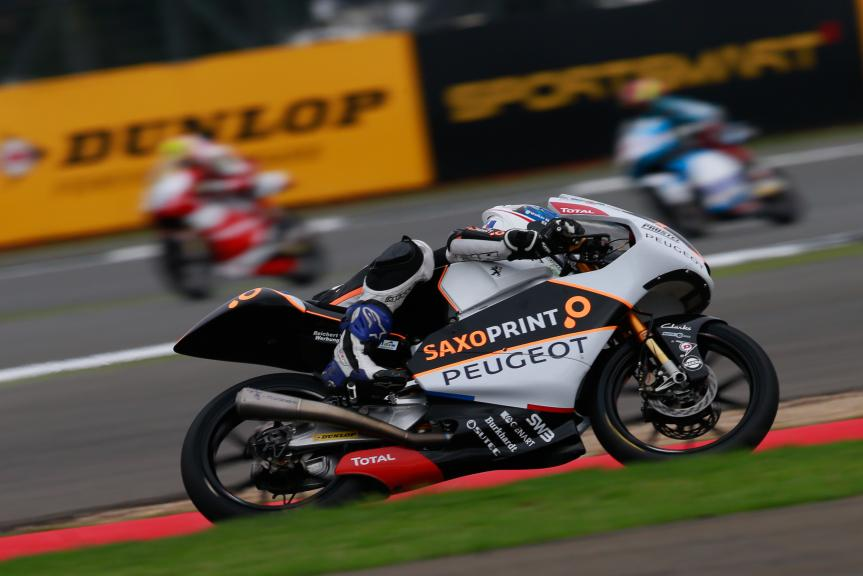 John Mcphee, Peugeot MC Saxoprint, Octo British Grand Prix