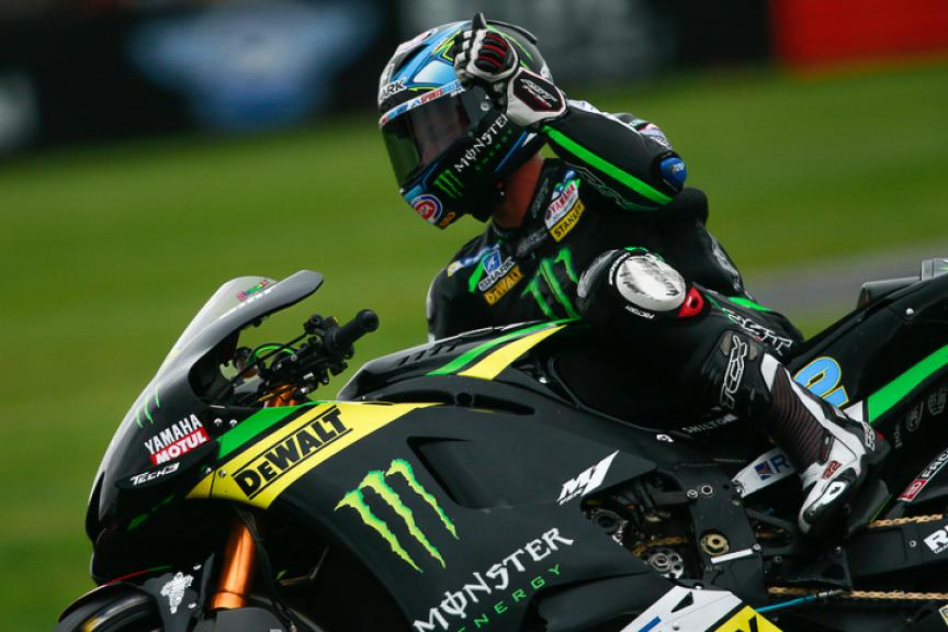 Alex Lowes, Monster Yamaha Tech 3, Octo British Grand Prix