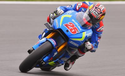 FP1 MotoGP™: Viñales ist Schnellster