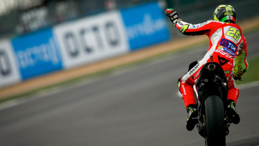 TC_Andrea Iannone, Ducati Team