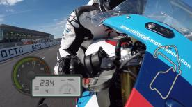 Experience a lap of the Silverstone circuit, filmed exclusively with GoPro cameras.