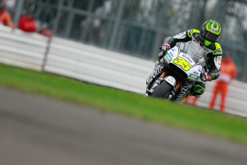 Cal Crutchlow, LCR Honda, Day Of Champions, Octo British Grand Prix