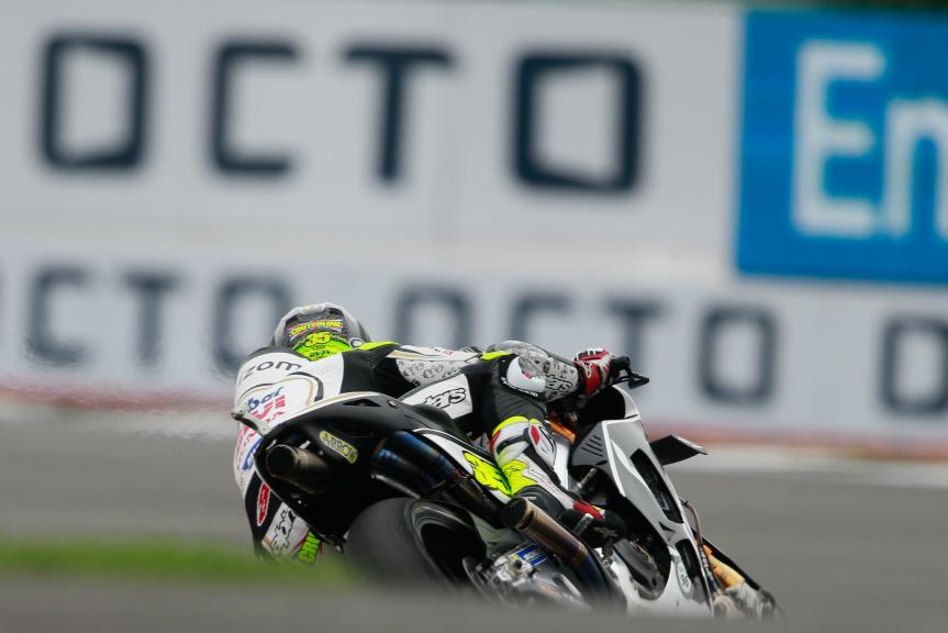Cal Crutchlow, LCR Honda, Octo British Grand Prix