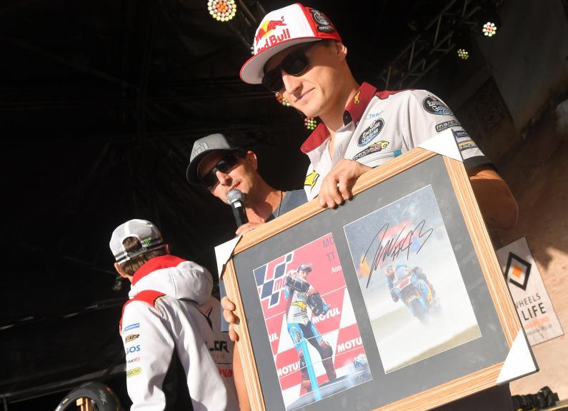 Jack Miller, Estrella Galicia 0,0 Marc VDS, Day Of Champions, Octo British Grand Prix