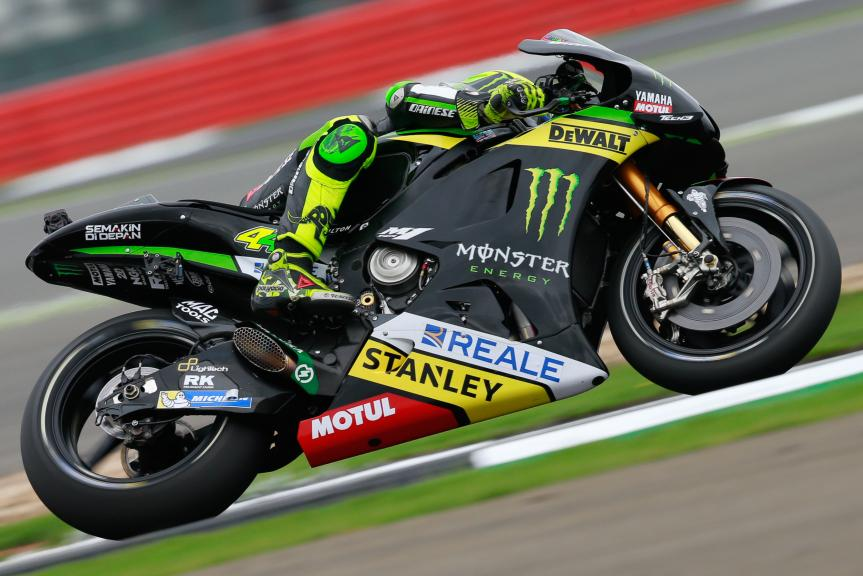 Pol Espargaro, Monster Yamaha Tech 3, Octo British Grand Prix