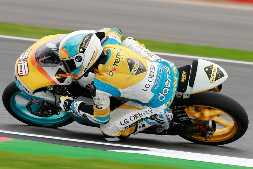 Juanfran Guevara, RBA Racing Team, Octo British Grand Prix