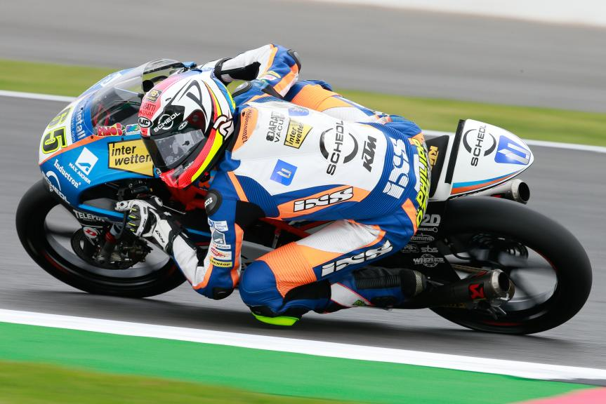 Philipp Oettl, Schedl GP Racing, Octo British Grand Prix