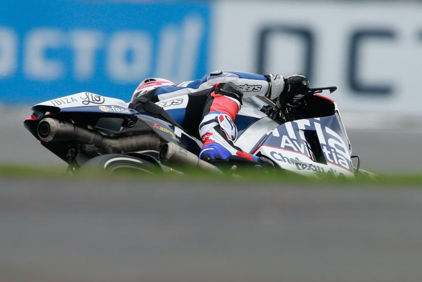 Loris Baz, Avintia Racing, Octo British Grand Prix