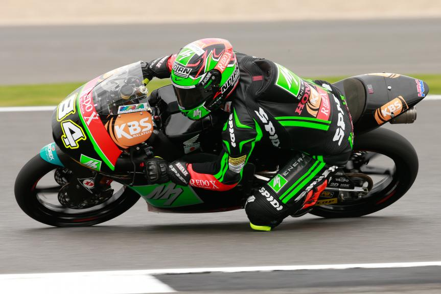 Jakub Kornfeil, Drive M7 SIC Racing Team, Octo British Grand Prix