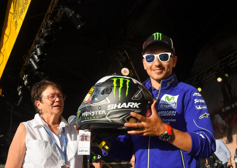 Jorge Lorenzo, Movistar Yamaha MotoGP, Day Of Champions, Octo British Grand Prix