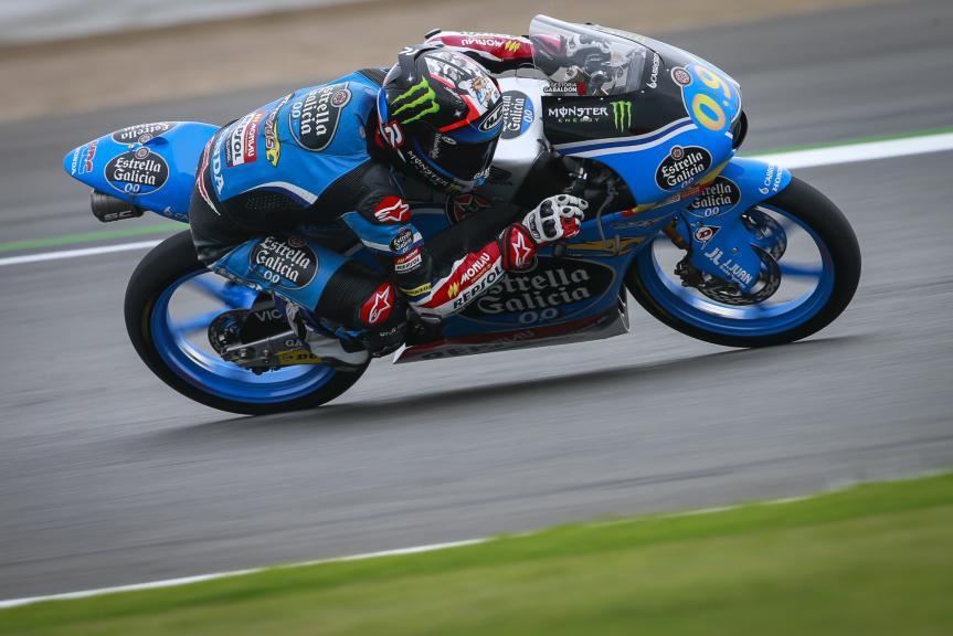 Jorge Navarro, Estrella Galicia 0,0, Octo British Grand Prix