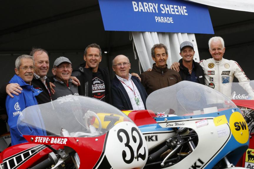 Barry Sheene Parade