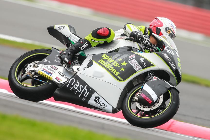 Jesko Raffin, Sports-Millions-EMWE-SAG, Octo British Grand Prix