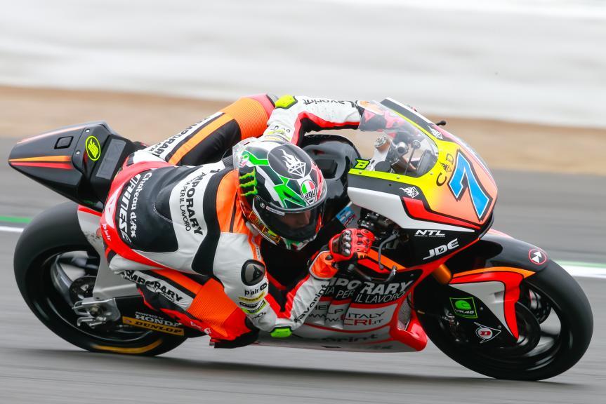 Lorenzo Baldassarri, Forward Team, Octo British Grand Prix