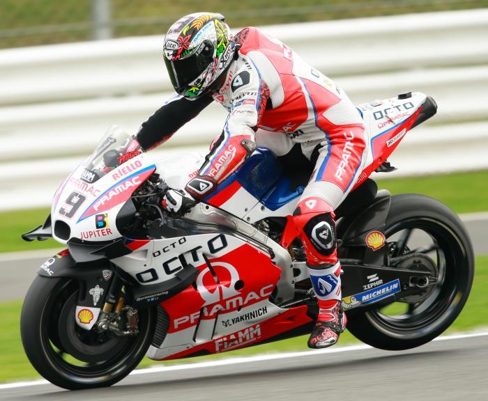 Danilo Petrucci, OCTO Pramac Yakhnich, Octo British Grand Prix