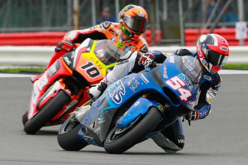 Mattia Pasini, Luca Marini, Octo British Grand Prix