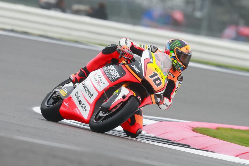 Luca Marini, Forward Team, Octo British Grand Prix