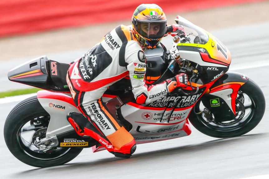 Luca Marini, Forward Team, Octo British Grand Prix