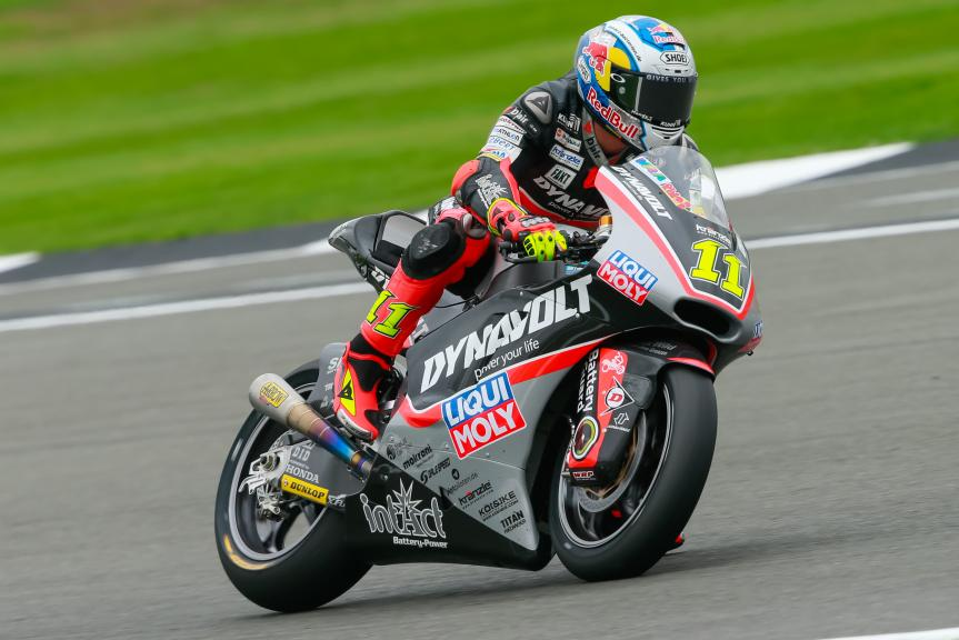 Sandro Cortese, Dynavolt Intact GP, Octo British Grand Prix
