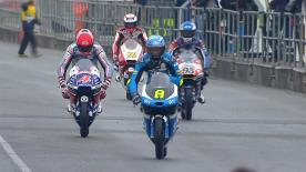 The full Qualifying session of the Moto3™ World Championship at the #BritishGP