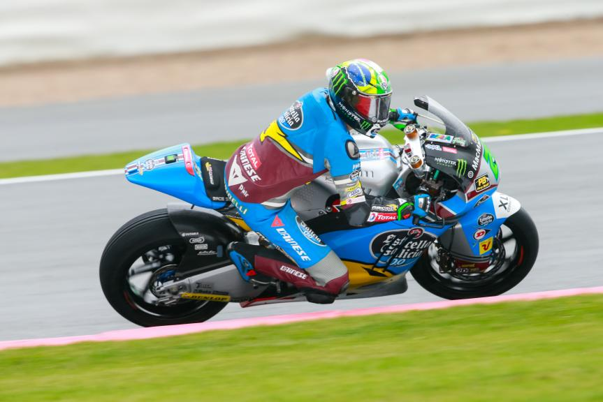 Franco Morbidelli, Estrella Galicia 0,0 Marc VDS, Octo British Grand Prix