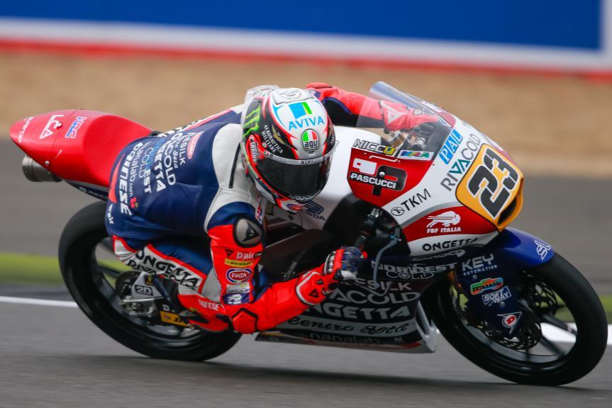 Niccolò Antonelli, Ongetta-Rivacold, Octo British Grand Prix