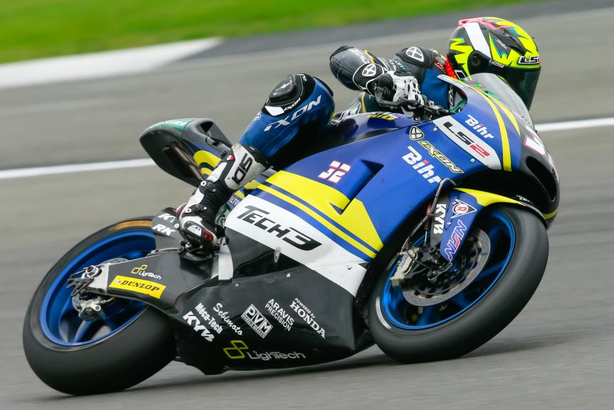 Isaac Viñales, Tech 3 Racing, Octo British Grand Prix