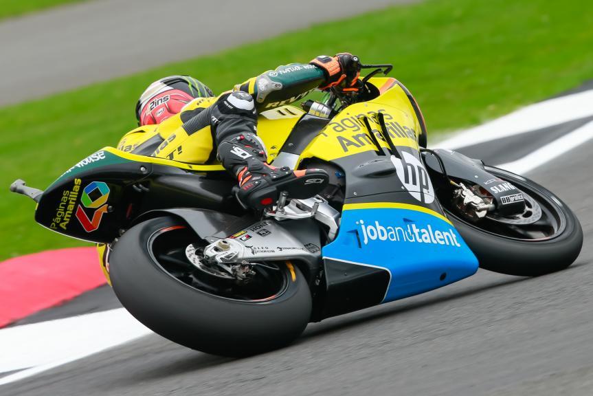Alex Rins, Paginas Amarillas HP 40, Octo British Grand Prix