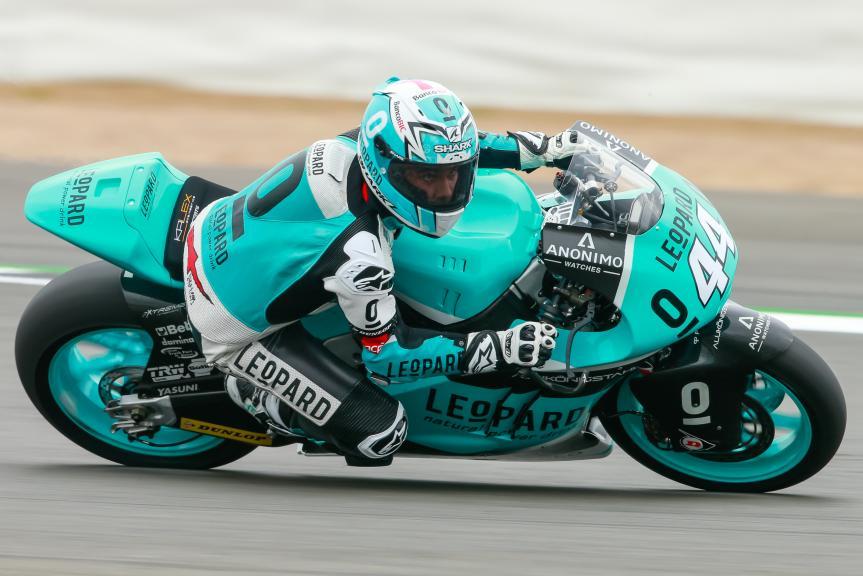 Miguel Oliveira, Leopard Racing, Octo British Grand Prix