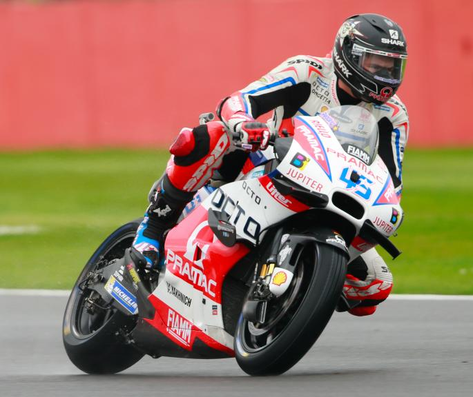 Scott Redding, OCTO Pramac Yakhnich, Octo British Grand Prix