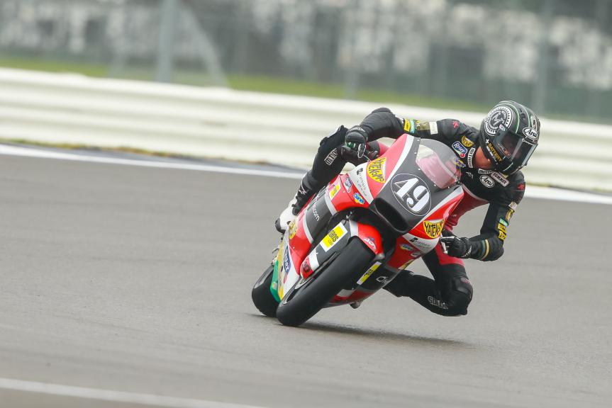 Axel Pons, AGR Team, Octo British Grand Prix