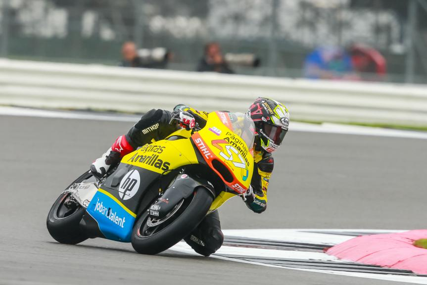 Edgar Pons, Paginas Amarillas HP 40, Octo British Grand Prix