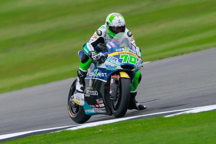 Robin Mulhauser, CarXpert Interwetten, Octo British Grand Prix