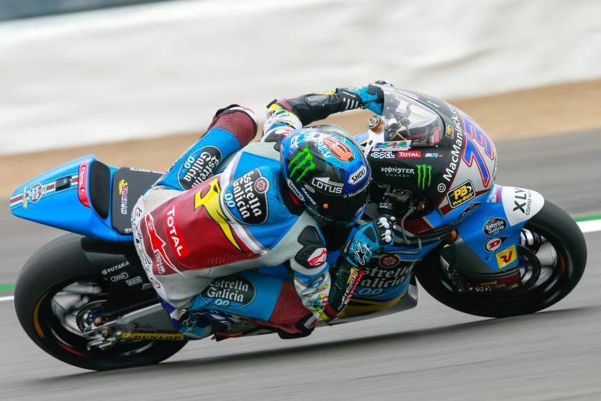 Alex Marquez, Estrella Galicia 0,0 Marc VDS, Octo British Grand Prix