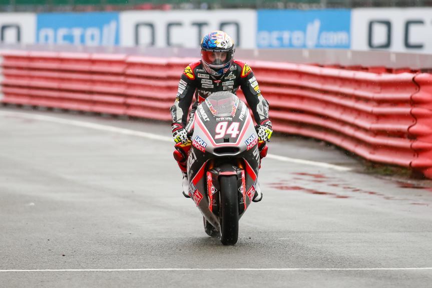 Jonas Folger, Dynavolt Intact GP, Octo British Grand Prix