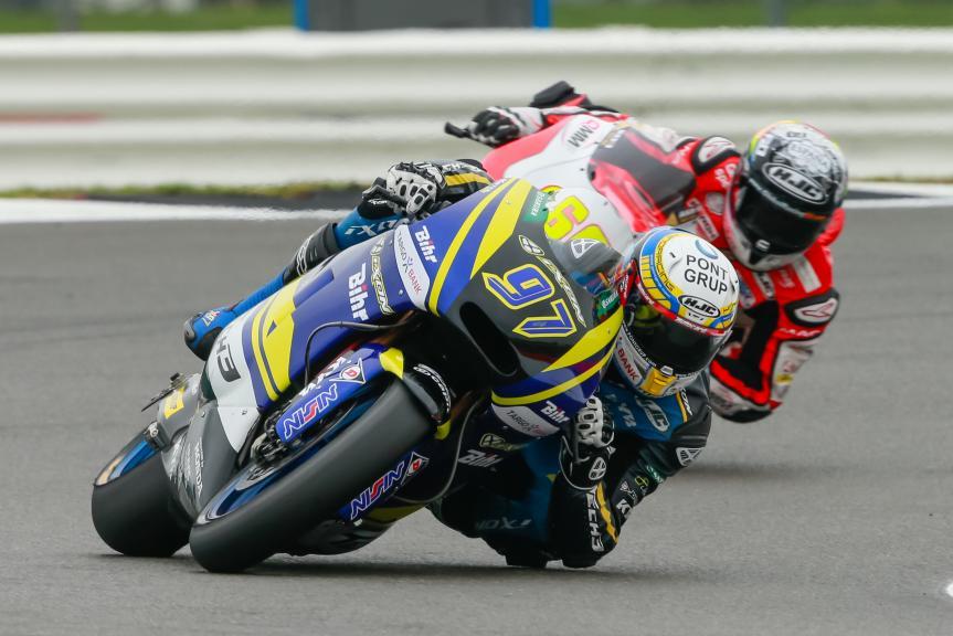 Xavi Vierge, Tech 3 Racing, Octo British Grand Prix