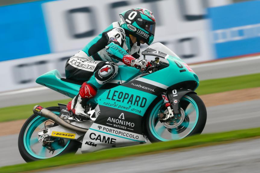 Fabio Quartararo, Leopard Racing, Octo British Grand Prix