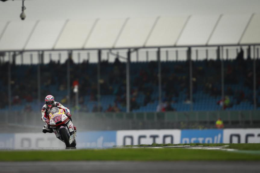 Sam Lowes, Federal Oil Gresini Moto2, Octo British Grand Prix