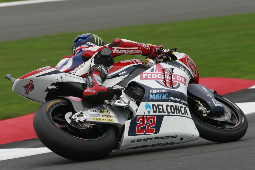 Sam Lowes, OCTO Pramac Yakhnich, Octo British Grand Prix